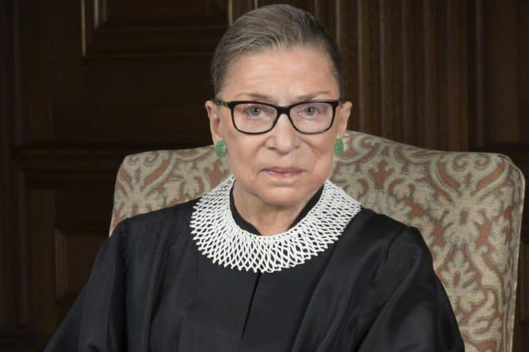 NJEA officers' statement on Justice Ruth Bader Ginsburg's passing